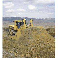 Ground phosphate rock