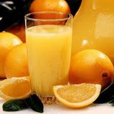 عصير برتقال