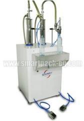 آلة تعبئة سوائل زيوت مياه معدنية عصائر _ نصف