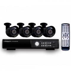 CCTV system نظام كاميرات مراقبة