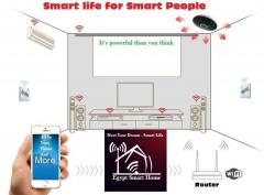 Home Automation, Smart Home, Smrt Solutions