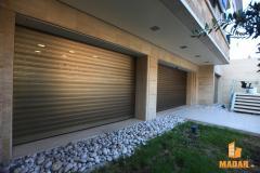 أبواب الجراج مدار+ ll Aluminum Rolling Doors