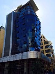Aluminum profiles for building