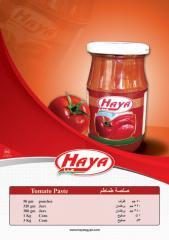 صلصة الطماطم من هايا فودز
