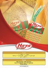 HAYA's Pasta