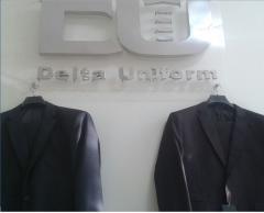 Uniform for men