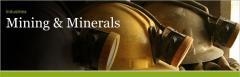 Mining , Minerals , Industrial , Metals &