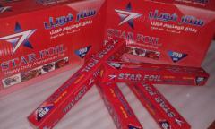 Star Foil ستار فويل