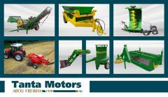 Agriculture equipment and machinery