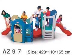 مجمع العاب اطفال بلاستيك