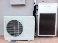 Wall Mounted Solar Thermal Air Conditioner 24000 BTU