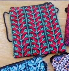 Hand-Embroidered Bags (charity)