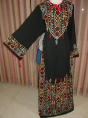 Embroidered Cloak (BH)