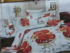 طقم سرير 3دى