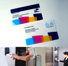 طباعه كروت ممغنطه وبروكسيميتى print magnetic & proximity cards