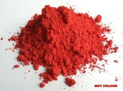 Red(Zr - Si - Cd - Se) Inclusion pigments for ceramic/tableware
