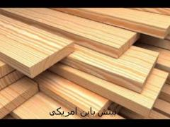 Importing first category  pine and oak wood  from