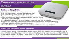 Cisco Access point  WAP321