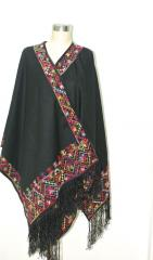 Hand-Embroidered Shawls (SWR)