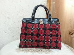 Hand-Embroidered Bags (SWR)
