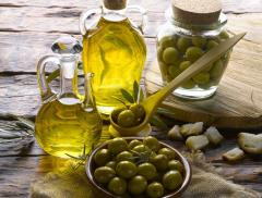 Olive oil(Small and Meduin Ber-Abd)