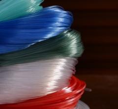 Nylon mono filament fishing line