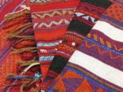 Hand-Embroidered Carpets  (SWRA)
