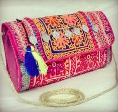 Hand-Embroidered Bags (BH)