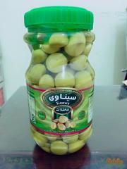 Pickled Olives (Sinawy)