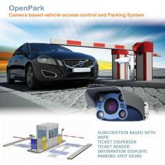 نظام التحكم في مواقف السيارات