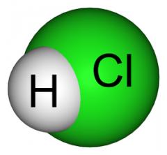 حامض هيدروكلوريك  H C L