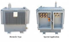 Oil/Dry Transformers maintenance services.