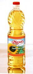 Olio di semini di girasole
