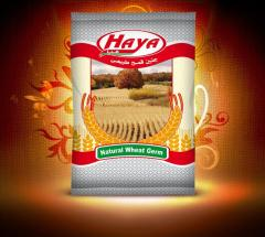Natural wheat germ