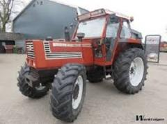 Used Fiat Tractors