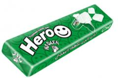 Hero Gum Sticks with Mint Flavour