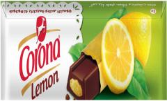 Sando Chocolate filled with sweet Lemon
