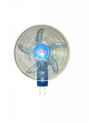 18DFW akae Wall Fan - Sky Blue