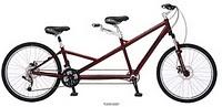 دراجة لشخصين