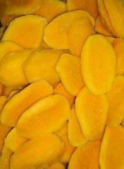 IQF de mango congelado