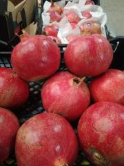 Fresh pomegranate - red sweet