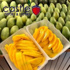 Frozen Sliced mango - mango slices