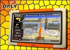 نظام ملاحه للسيارة متعدد الوظائف (GPS )