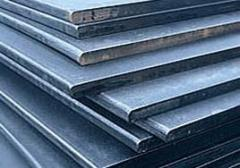 Creep-resisting sheet steel