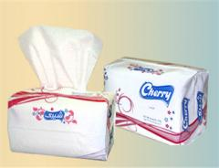 Facial Tissue Jumbo Pack ( 550 )