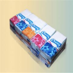 Cherry Pocket Pack Facial Tissues