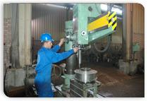 Vertical Drilling Machines