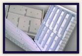 البولي ايثيلين الحاويات