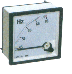 Frequency deviation meter
