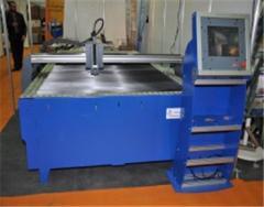 CNC Plasma Cutting Machine in Stock